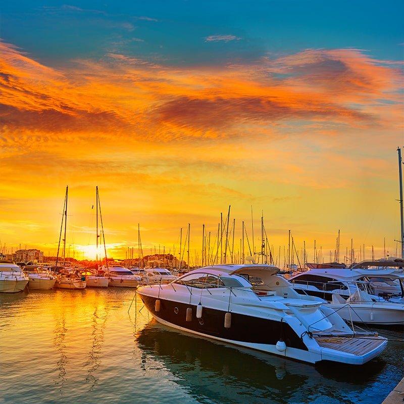 Noleggio Barche Penisola Sorrentina