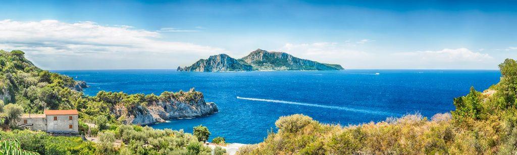 Penisola Sorrentina - Sorrento Coast