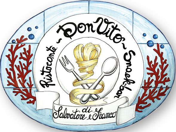 Logo Ristorante Don Vito Marina di Puolo