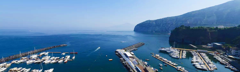 Piano di Sorrento - Marina di Cassano