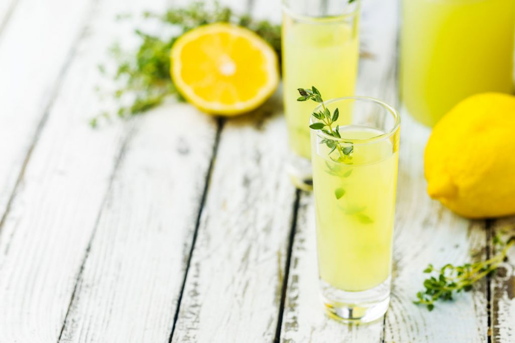 Limone di Sorrento e Limoncello